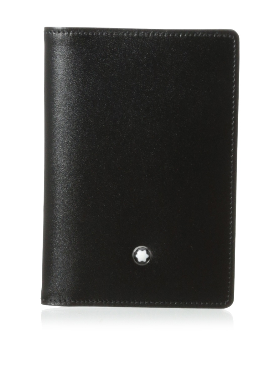Image of Montblanc Meisterstuck Business Card Holder 14108 Luggage