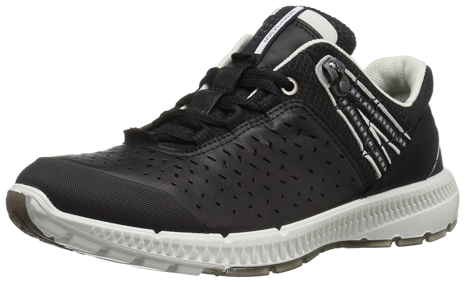 ECCO Women's Women's Intrinsic Tr Walker Fashion Sneaker B01M9F5BXB 41 EU / 10-10.5 US|Black/Black