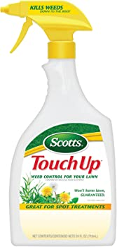 Scotts TouchUp Weed Control Dandelion Killer