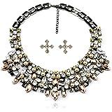 Fun Daisy Vintage Jewelry Fashion Necklace- xl00192