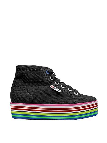 Amazon Nero Borse Eu it 37 Sneaker E Scarpe Superga RIqBf65