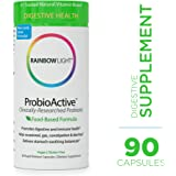 Rainbow Light - ProBio Active - Food-Based Probiotic Supplement Supports Gastrointestinal Health, Digestive and Immune Health; Shelf-stable, Vegan, Gluten-Free - 90 vCaps
