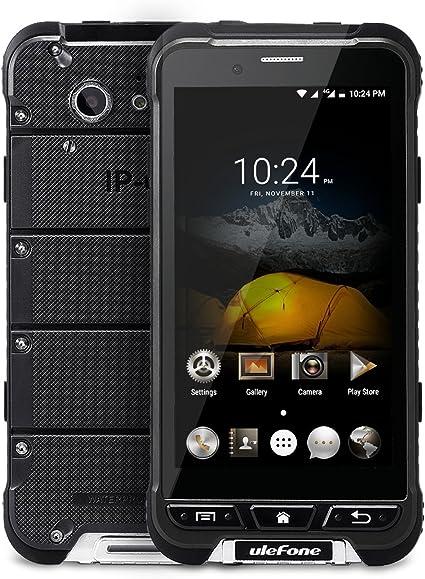 Ulefone Armor Smartphone Dual SIM-Libre 4G LTE 32GB Android 6.0 ...