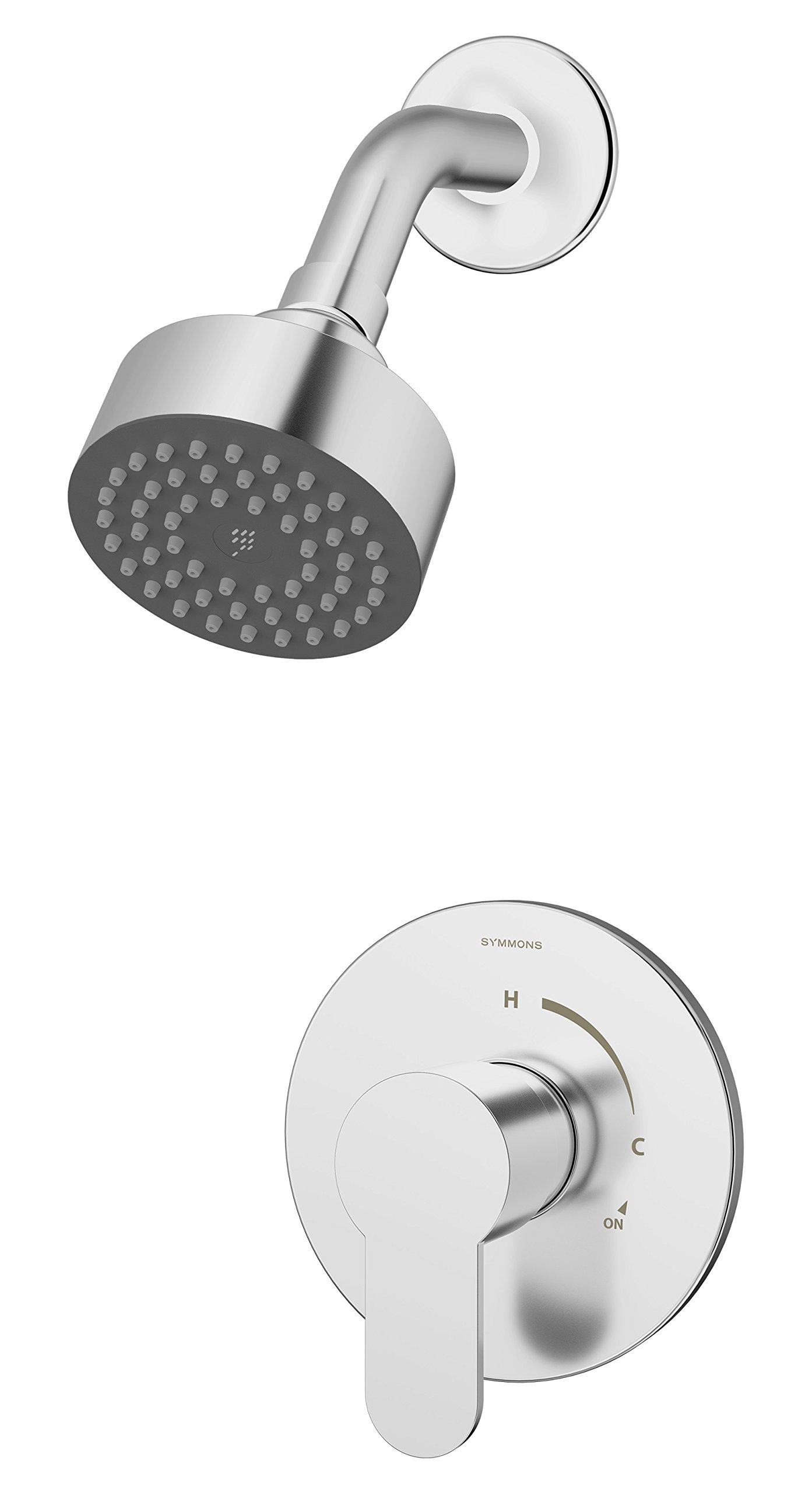 Symmons 6701-1.5-TRM Identity 1-Handle Shower Faucet Trim Kit In (Valve Not Included), Chrome