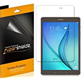 [3-Pack] Supershieldz for Samsung Galaxy Tab A 8.0 inch (SM-T350) Screen Protector, Anti-Bubble High Definition Clear Shield + Lifetime Replacements Warranty