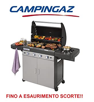 Barbacoa a gas GLP (bombole) Modelo Campingaz 4 Series Classic LS PLUS &quot