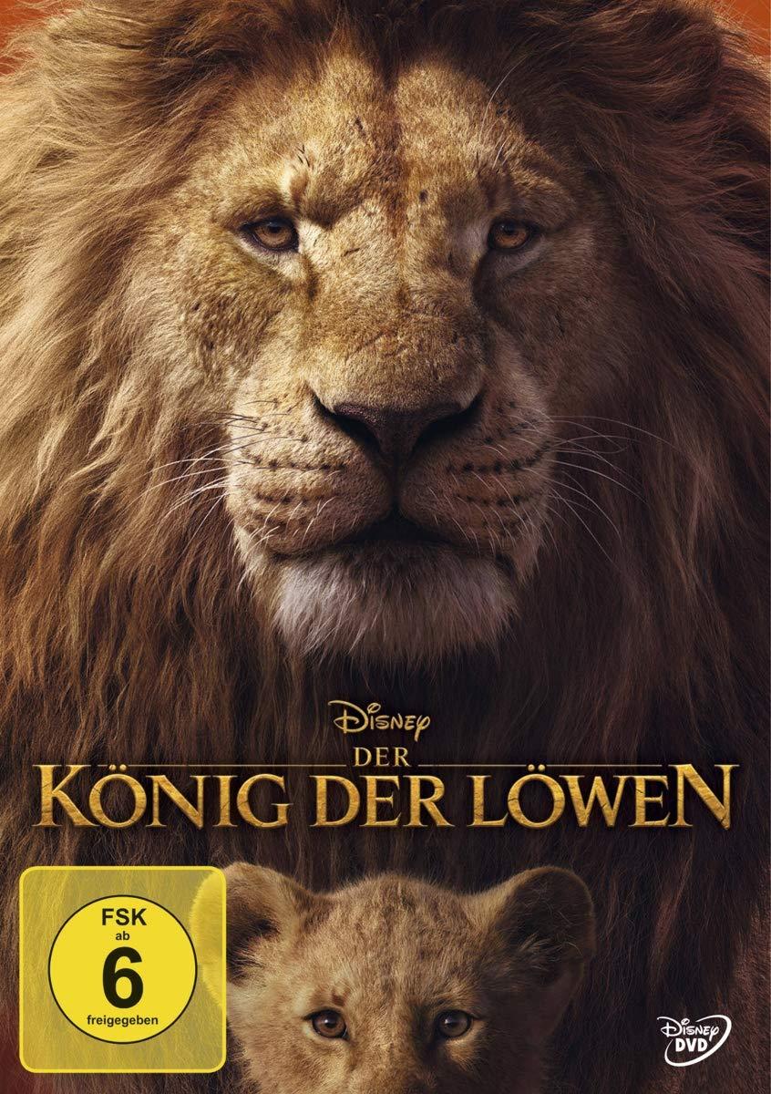 könig der löwen 2020 dvd