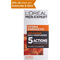 L'Oreal Men Expert Hydra Energetic, Anti-Fatigue Moisturiser 50 ml