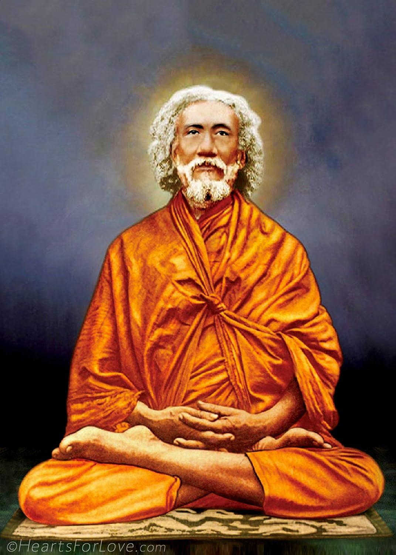 Amazon Com Swami Sri Yukteswar Giri The Guru Of Paramahansa Yogananda 5x7 Posters Prints
