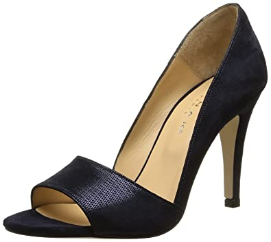 5b0e16a4cbb1aa Jonak Escarpins Bout Ouvert femme: Amazon.fr: Chaussures et Sacs