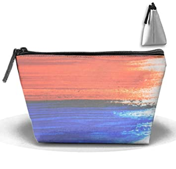 Amazon.com   Pencil Pen Zipper Pouch Small Cosmetic Makeup Bags ... 28a3018df29cd
