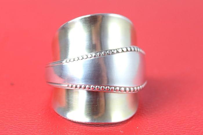 Ring 800 Silber Besteck Schmuck Ring Ca 59 18 8 Ring Aus