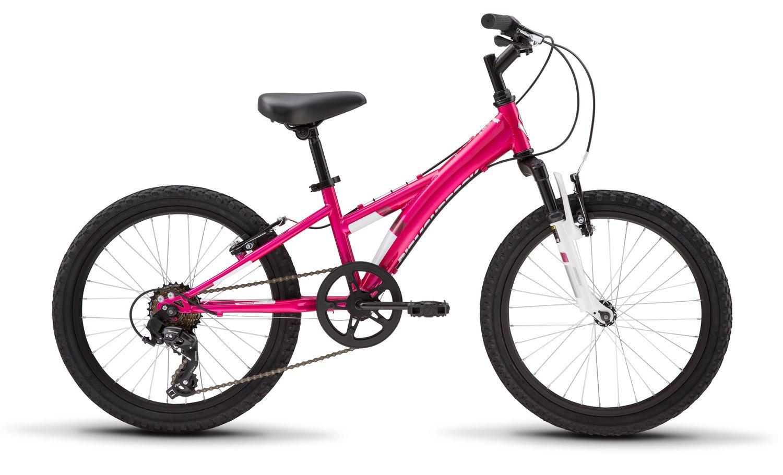 Diamondback Bicycles Tess 20 Youth Girls 20'' Wheel Mountain Bike, Pink