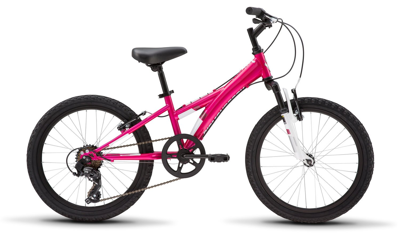 Diamondback Bicycles Tess 20 Youth Girls 20'' Wheel Mountain Bike, Pink by Diamondback Bicycles