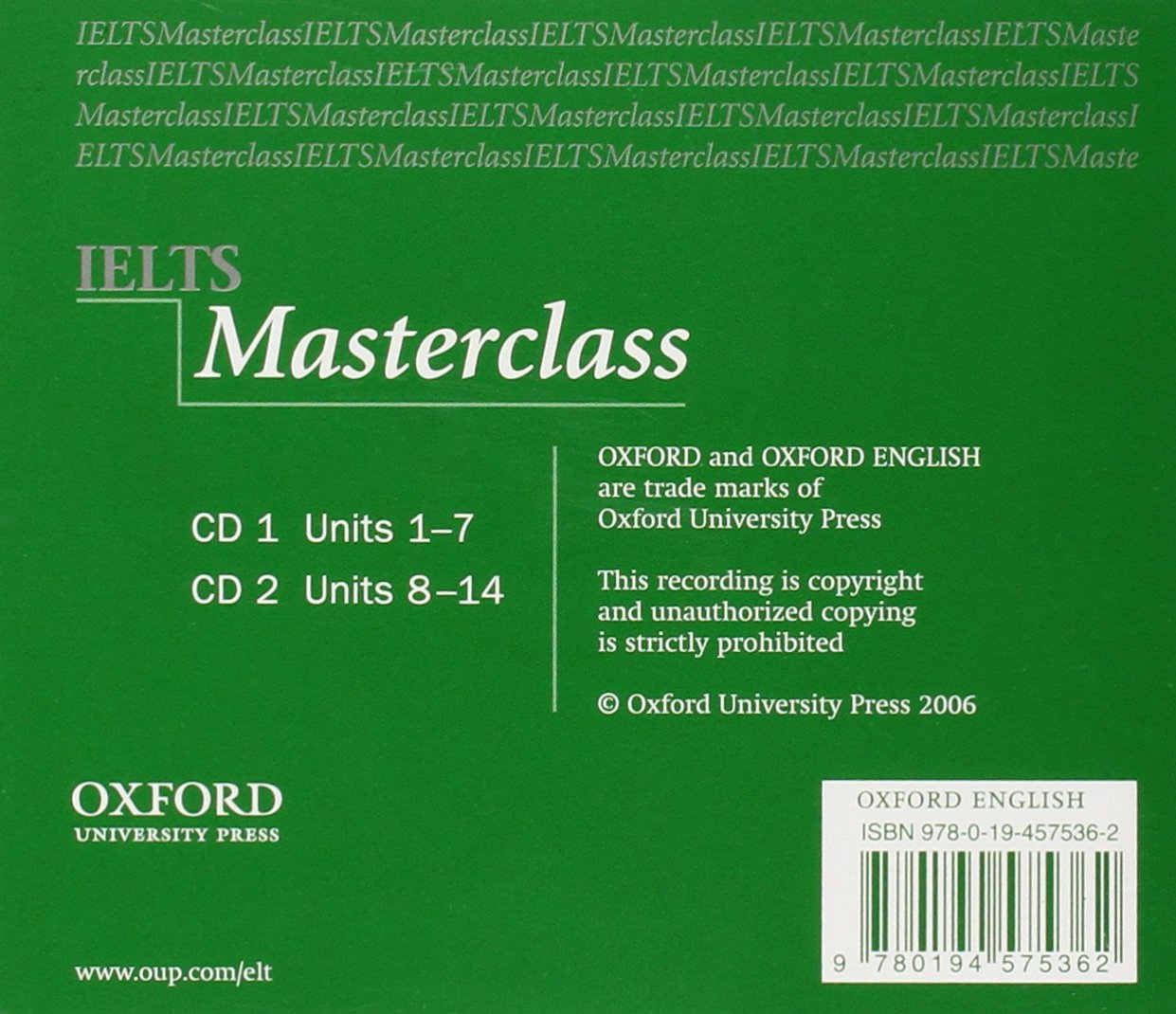 Ielts Masterclass Students Book