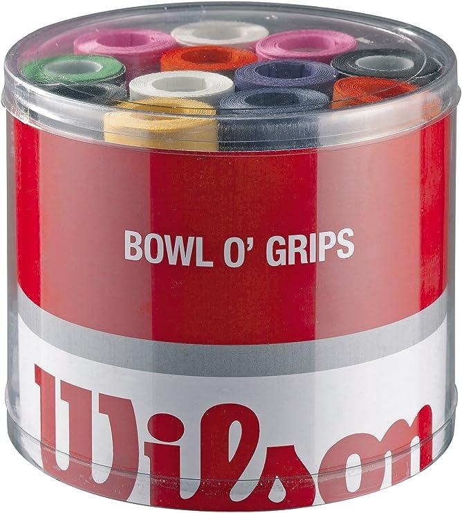 Wilson Z4710 Overgrip Bowl - Lote de Bandas Antideslizantes para ...