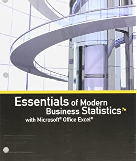 Essentials Of Business Statistics Pdf