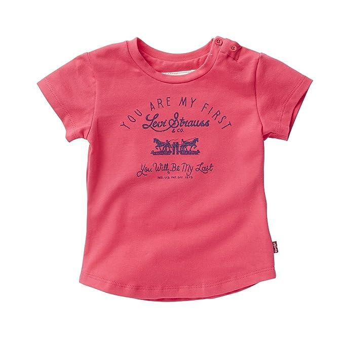 a7941390fc Levi s Bridget - Camiseta Bebé-Niños  Amazon.es  Ropa y accesorios