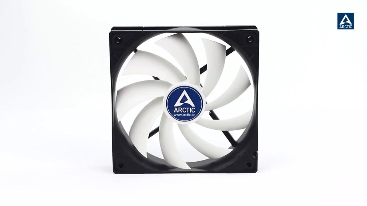 ARCTIC - 120 mm Ventilador de Caja para CPU: Amazon.es: Informática