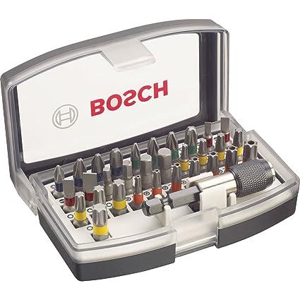 Advanced Bosch XS-ProSPEC 32 piezas PRO juego de puntas para ...