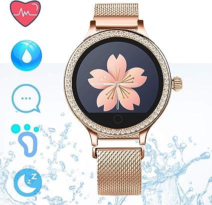 MeritSoar Tech IP68 Fitness Tracker Watch – Smart Watch Bluetooth ...