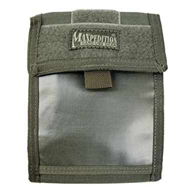 TRAVELER DELUXE PASSPORT/ID CARRIER - Khaki Foliage