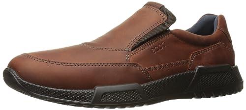 ECCO Luca, Zapatillas sin Cordones para Hombre: Amazon.es: Zapatos y complementos