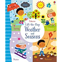 Lift-The-Flap Weather and Seasons