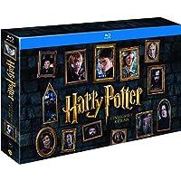 Harry Potter - l'Intégrale des 8 Films Le monde des Sorciers de J.K. Rowling - Coffret