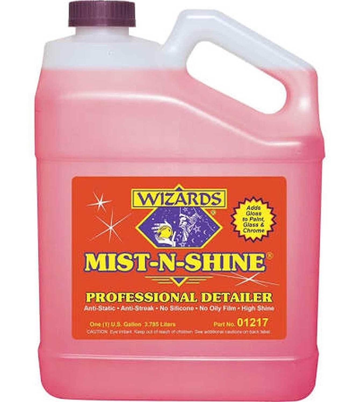 Wizard 01217 Mist-N-Shine Detailer, Gallon Size B076H5CHXC