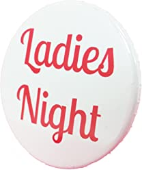 Ladies Night Team Braut Button - Anstecker JGA Deko Junggesellinnenabschied 3,8 cm