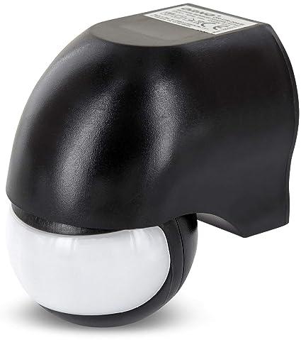 Aufputz Slim infrarrojos Detector de movimiento IP44 180 ° 230 V ...