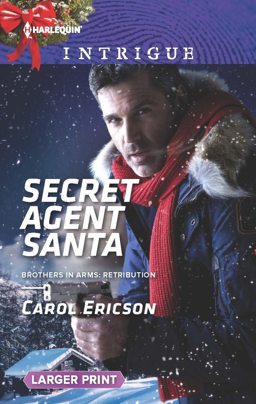 Download Secret Agent Santa (Brothers in Arms: Retribution) ebook