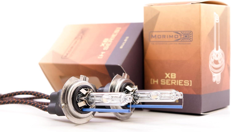 H7A XB 4500K Morimoto Kelvin Rating