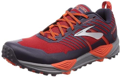 Brooks Cascadia 13, Zapatillas de Cross para Hombre: Amazon.es: Zapatos y complementos