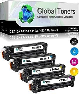 NO-OEM HP 305X  Black Toner CE410X  to HP Pro300 M351 M375 Pro400 M451 M475