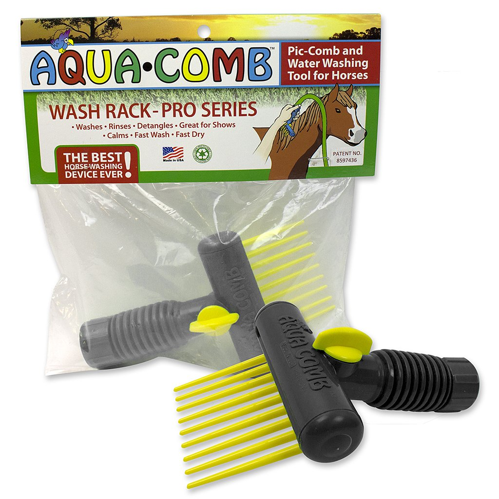 Equine Aqua Comb - Water Washing Comb for Horses