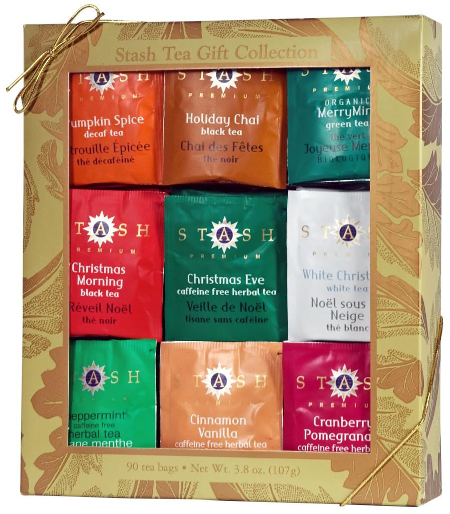 Amazon.com : Stash Tea Organic Merry Mint Green Tea, 100 Count Box ...