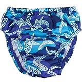 Swim Diaper - Shark Camo L