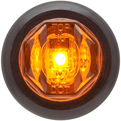 Optronics MCL12AK Marker/Clearance Light Kit, Amber: Automotive