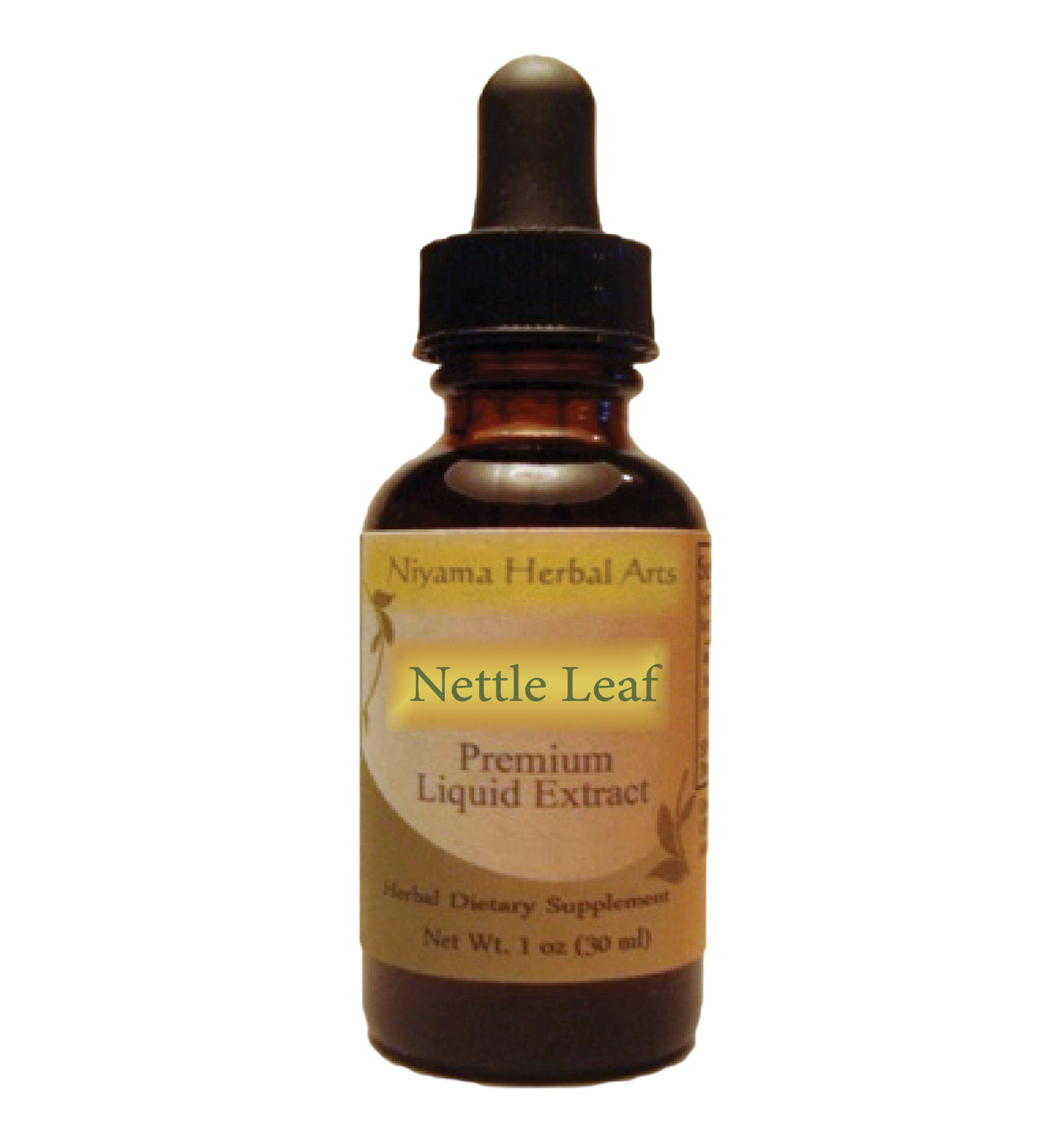 Stinging Nettle Leaf Liquid Extract, Organic (4 ounce)