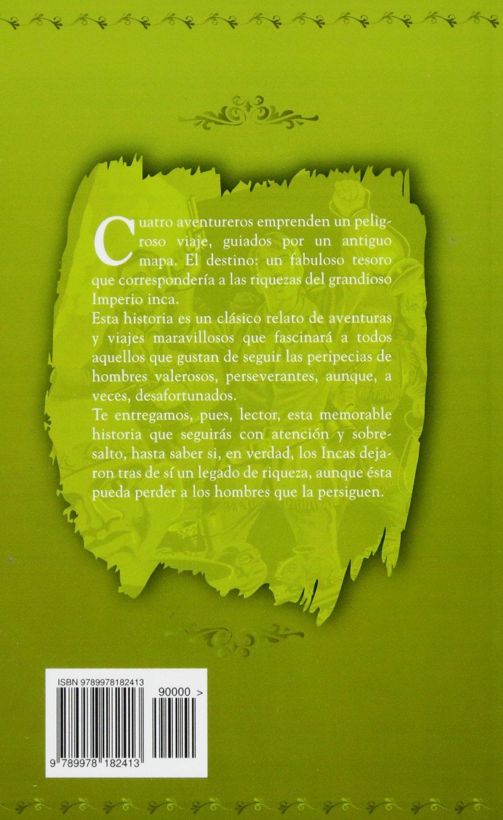 El Tesoro de los Incas (Ariel Juvenil Ilustrada) (Volume 26) (Spanish Edition): Rafael Díaz Ycaza, Emilio Salgari, Nelson Jácome: 9789978182413: Amazon.com: ...
