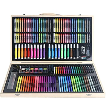 gran descuento para mejor sitio zapatos para baratas Wuxingqing Lápices de Colores Sketch Set Conjunto de Arte de ...