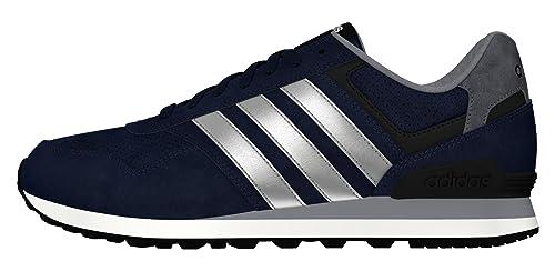 adidas Uomo Runeo 10k Scarpe Sportive Blu Size: 41 1/3