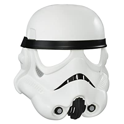 Star Wars: Rogue One Imperial Stormtrooper Mask: Toys & Games