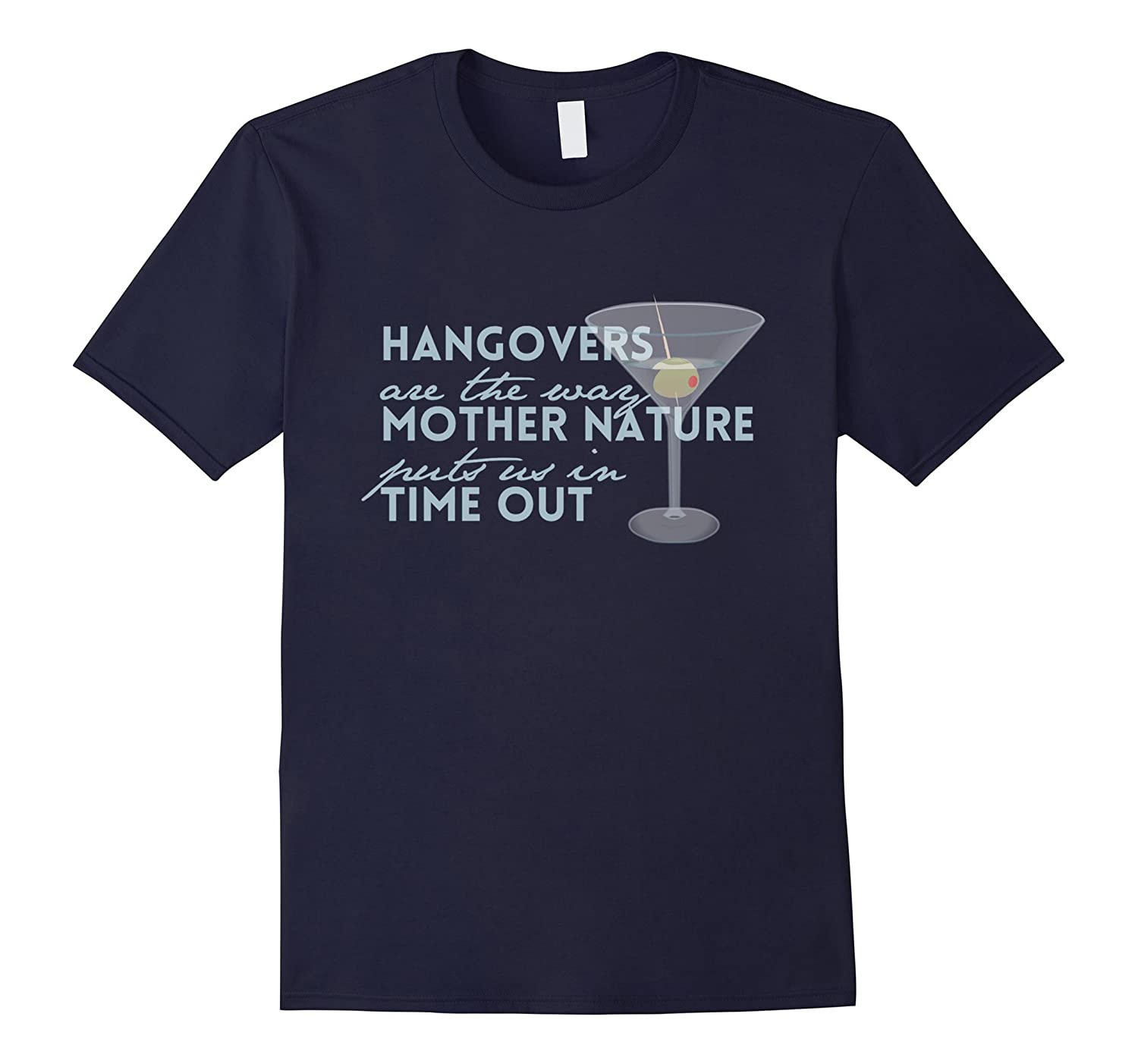 Hangovers Are the Way Mother Nature Puts Us In Time Out-Vaci
