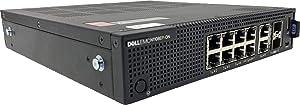 DELL EMC Switch N1108EP-ON L2 X8 RJ45 POE/POE+ X2 SFP 1GBE
