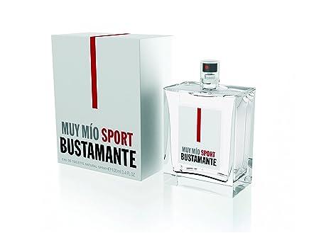 Bustamante Muy Mio Sport Agua de Colonia - 100 ml