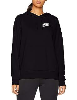 870008fd14d9 Nike Women s W Nsw Fnl Flc Sweatshirt  Amazon.co.uk  Sports   Outdoors