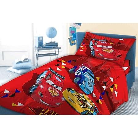 Copripiumino In Pile.Copripiumino Di Pile Disney Cars Amazon It Casa E Cucina